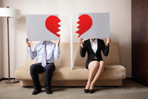 divorce rupture mariage